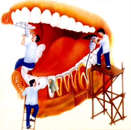 Affordable dental plans,Affordable dental plans India,Dental surgeons India,Root canal therapy